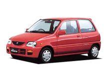 Daihatsu Mira Moderno 1995, хэтчбек 3 дв., 2 поколение