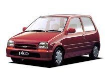 Daihatsu Mira Moderno 1993, хэтчбек 3 дв., 1 поколение