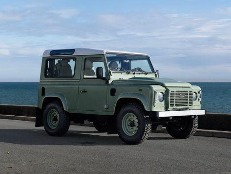 Land Rover Defender (90) 09.1990 - 08.2007
