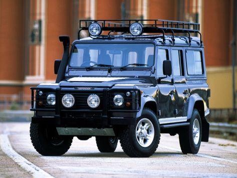 Land Rover Defender (110) 09.1990 - 08.2007