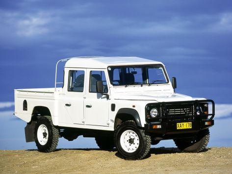 Land Rover Defender (130) 09.1990 - 08.2007