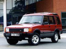 Land Rover Discovery 1990, джип/suv 5 дв., 1 поколение, LJ