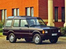 Land Rover Discovery 1989, джип/suv 3 дв., 1 поколение, LJ