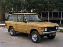 Land Rover Range Rover 1970, джип/suv 3 дв., 1 поколение, LH