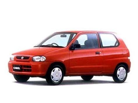 Mazda Carol Mk 4
