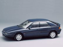 Mazda Familia 1989, хэтчбек 5 дв., 7 поколение, BG