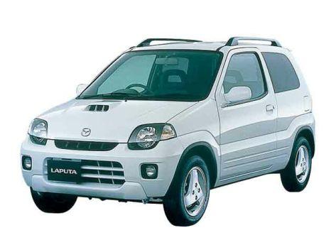 Mazda Laputa (HP) 03.1999 - 09.2000