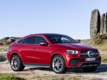 Mercedes-Benz GLE Coupe 2019, джип/suv 5 дв., 2 поколение, C167