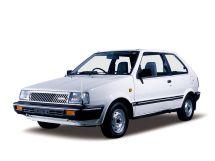 Nissan March рестайлинг 1985, хэтчбек 3 дв., 1 поколение