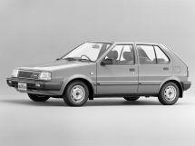 Nissan March рестайлинг 1985, хэтчбек 5 дв., 1 поколение