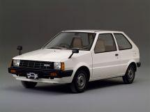 Nissan March 1982, хэтчбек 3 дв., 1 поколение
