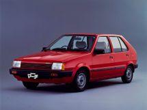 Nissan March 1983, хэтчбек 5 дв., 1 поколение