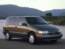 Nissan Quest 2 поколение, 08.1998 - 07.2000, Минивэн