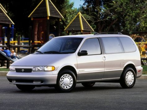 Nissan Quest (V40) 04.1992 - 07.1998