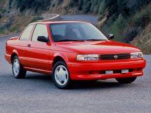 Nissan Sentra 1990, купе, 3 поколение, B13