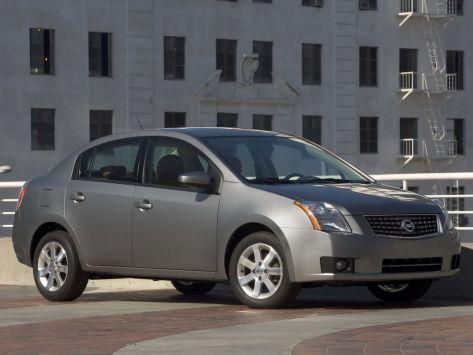 Nissan Sentra (B16) 01.2006 - 01.2009