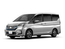Nissan Serena рестайлинг, 5 поколение, 08.2019 - н.в., Минивэн