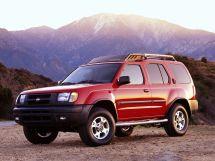 Nissan Xterra 1 поколение, 05.1999 - 01.2001, Джип/SUV 5 дв.