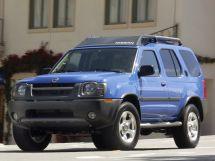 Nissan Xterra рестайлинг, 1 поколение, 02.2001 - 01.2005, Джип/SUV 5 дв.
