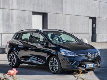 Renault Clio рестайлинг, 4 поколение, 09.2016 - н.в., Универсал