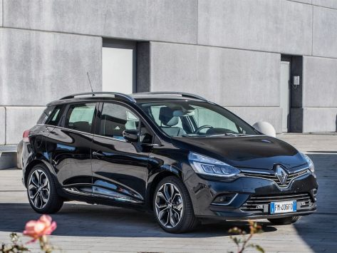 Renault Clio (KH98) 09.2016 -  н.в.