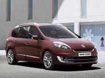 Renault Grand Scenic рестайлинг 2012, минивэн, 2 поколение, JZ