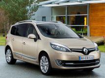 Renault Grand Scenic 2-й рестайлинг 2013, минивэн, 2 поколение, JZ