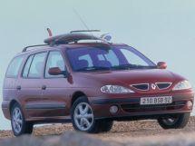 Renault Megane рестайлинг, 1 поколение, 03.1999 - 08.2002, Универсал
