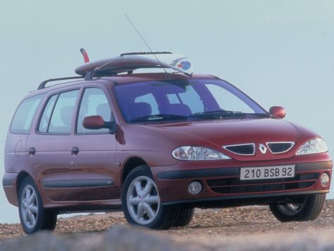 Renault Megane  03.1999 - 08.2002