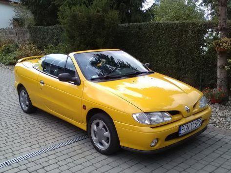 Renault Megane  04.1997 - 02.1999
