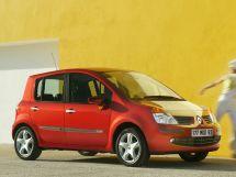 Renault Modus 2004, хэтчбек 5 дв., 1 поколение