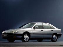 Renault Safrane 1992, лифтбек, 1 поколение, B54E