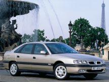 Renault Safrane рестайлинг 1996, лифтбек, 1 поколение, B54L