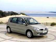Renault Scenic рестайлинг 2006, хэтчбек, 2 поколение, JM