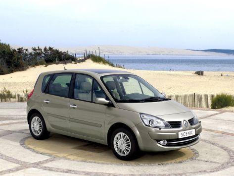Renault Scenic (JM) 09.2006 - 03.2009