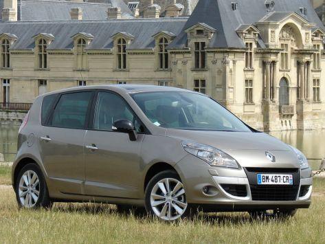 Renault Scenic (JZ) 04.2009 - 12.2011