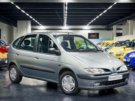 Renault Scenic (JA) 11.1996 - 02.1999