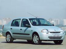 Renault Symbol 1999, седан, 1 поколение