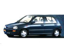 Subaru Vivio 1992, хэтчбек 5 дв., 1 поколение, KK