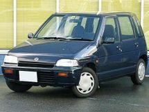Suzuki Alto рестайлинг 1990, хэтчбек 5 дв., 3 поколение