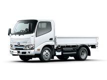 Toyota ToyoAce 2-й рестайлинг 2019, бортовой грузовик, 8 поколение