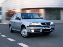 Volkswagen Pointer 2004, хэтчбек 5 дв., 1 поколение