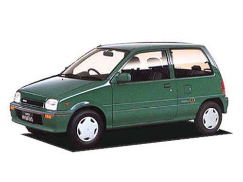 Daihatsu Mira 1990 - 1992