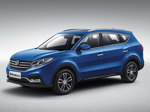 Dongfeng 580 2017