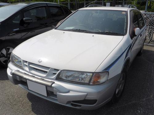 Nissan Pulsar 1997 - 2000