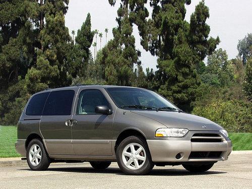 Nissan Quest 2000 - 2002