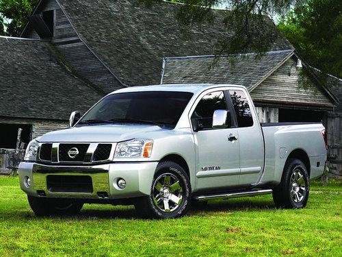 Nissan Titan 2003 - 2007