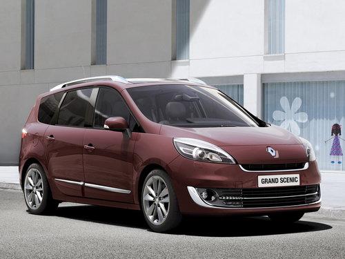 Renault Grand Scenic 2012 - 2013