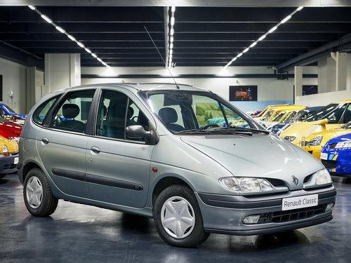 Renault Scenic 1996 - 1999