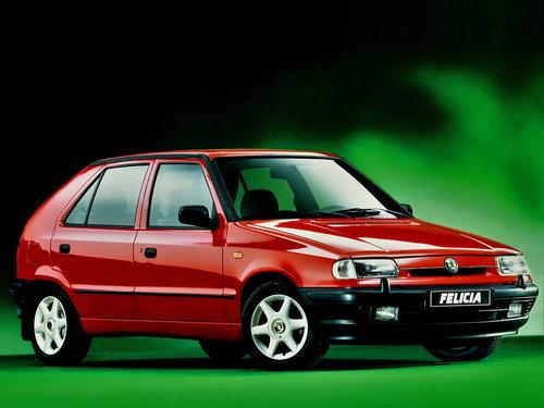 Skoda Felicia 1994 - 1997